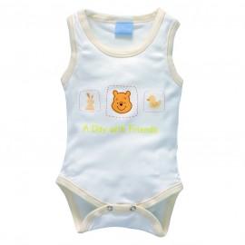 Disney Baby Εσώρουχο Αμάνικο (0-3 μηνών) des.55