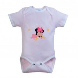 Disney Baby Εσώρουχο Κοντό Μανίκι (6-9 μηνών) des.62