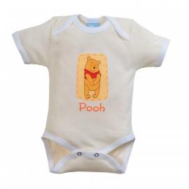 Disney Baby Εσώρουχο Κοντό Μανίκι (6-9 μηνών) des.65