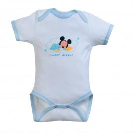Disney Baby Εσώρουχο Κοντό Μανίκι (9-12 μηνών) des.53
