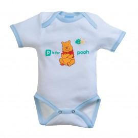 Disney Baby Εσώρουχο Κοντό Μανίκι (9-12 μηνών) des.54