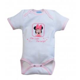 Disney Baby Εσώρουχο Κοντό Μανίκι (12-18 μηνών) des.52