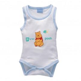 Disney Baby Εσώρουχο Αμάνικο (3-6 μηνών) des.54