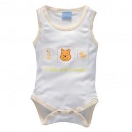 Disney Baby Εσώρουχο Αμάνικο (3-6 μηνών) des.55