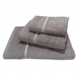Omega Home Πετσέτες Σετ 3 τμχ des.154