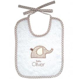 Baby Oliver Σαλιάρα des.302