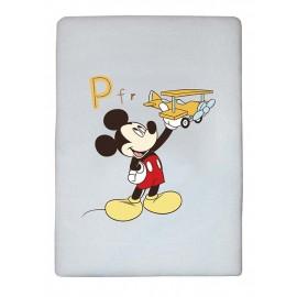 Disney Baby Κουβέρτα Πλεχτή des.59 Κούνιας