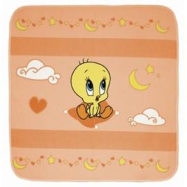Baby Looney Tunes Κουβέρτα Φανελλένια des.49 90x90